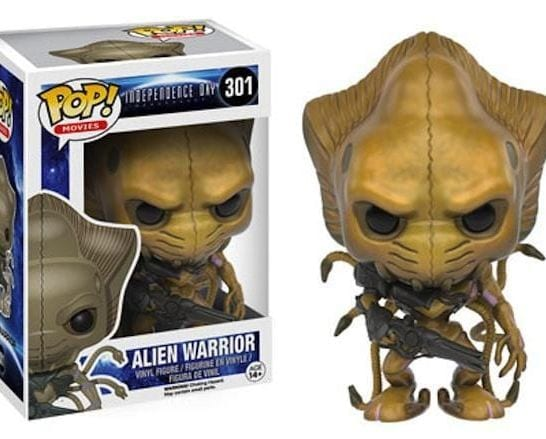 Funko di Independence Day Rigenerazione