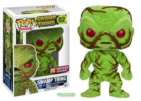 Funko Pop su Swamp Thing