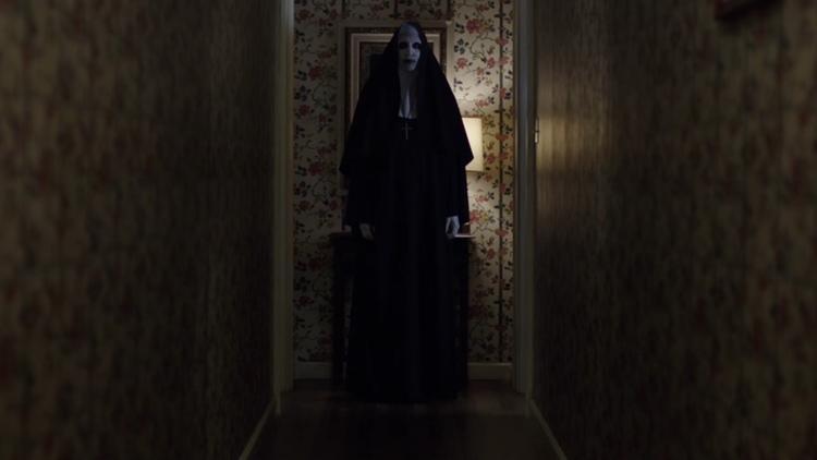 video a 360° di The Conjuring 2