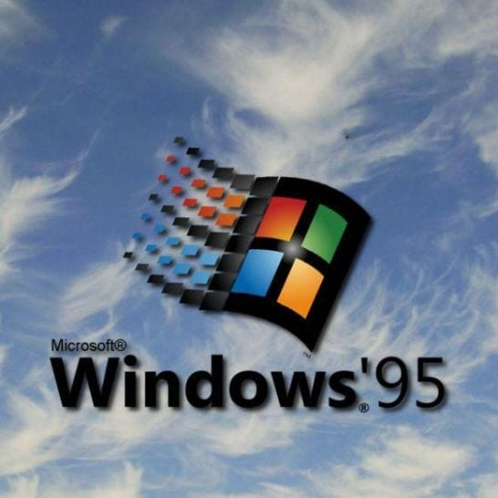 Windows 95 sull'Xbox