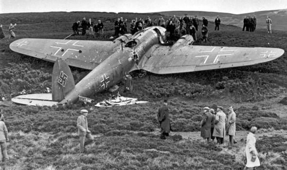 Aeroplano WWII
