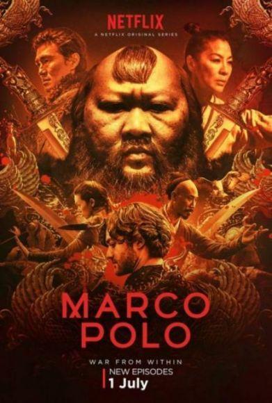 Marco Polo poster seconda stagione