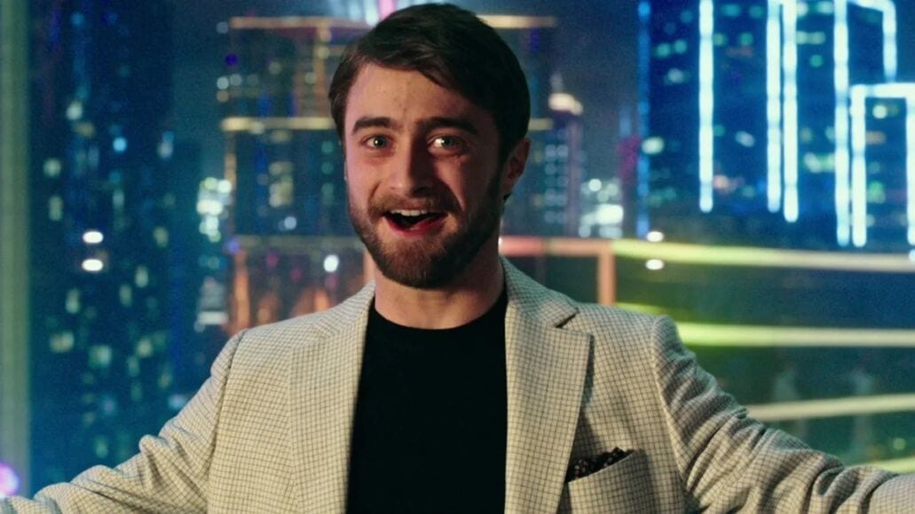 Daniel Radcliff Now You See Me 2