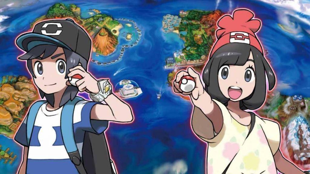 nuovi Pokemon di Alola