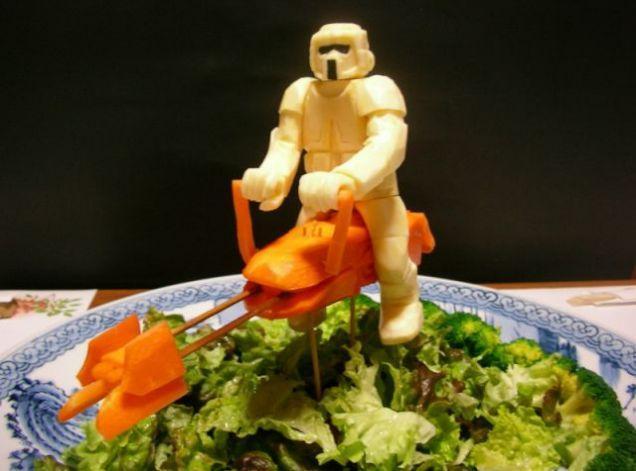 Sushi e Star Wars