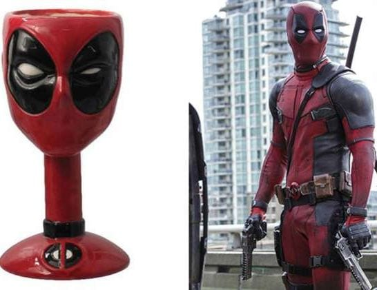 calice di deadpool