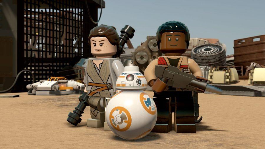 nuovo trailer di Lego Star Wars