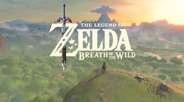 Nintendo svela Zelda: Breath of The Wild
