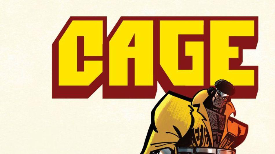 in arrivo cage