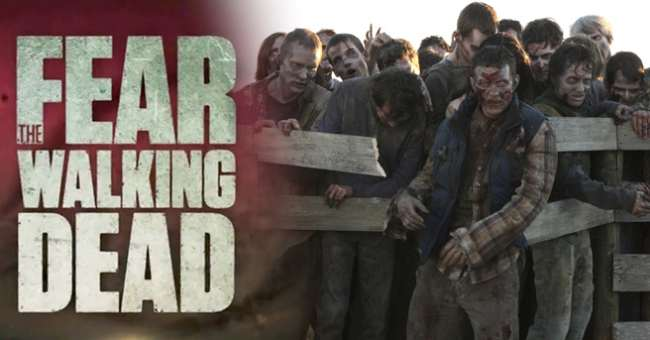 trailer della seconda stagione di Fear the Walking Dead