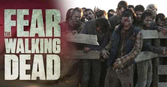 trailer della seconda stagione di Fear the Walking Dead