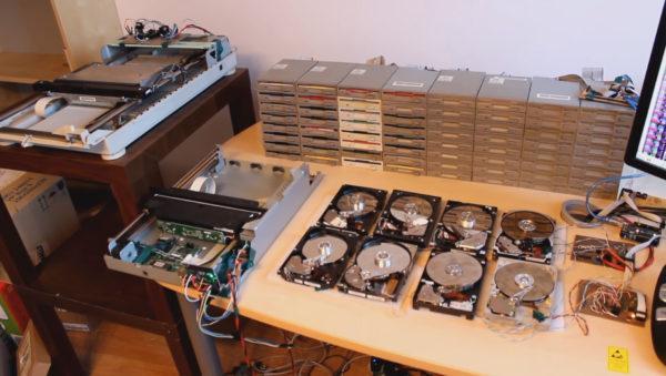 64 floppy disk