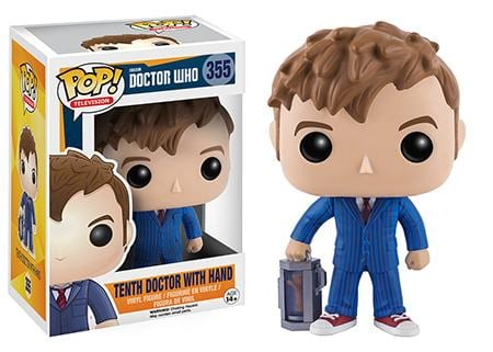 Funko Pop di Doctor Who