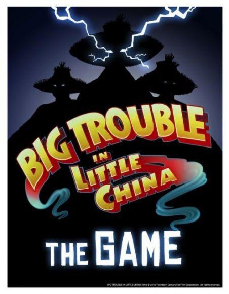 Grosso Guaio a Chinatown boardgame