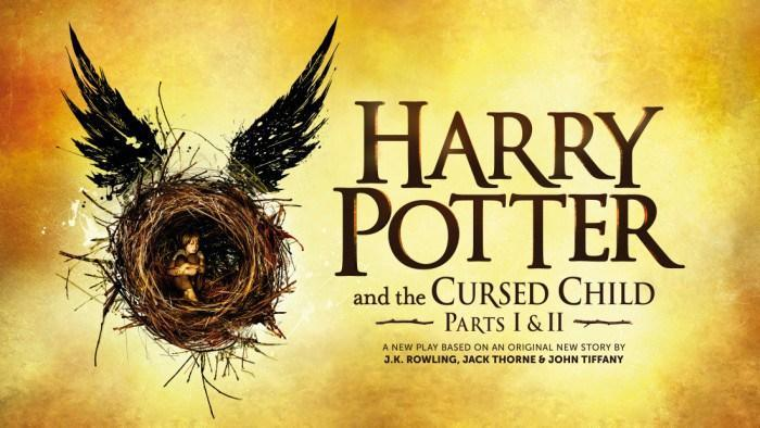 film di Harry Potter and The Cursed Child