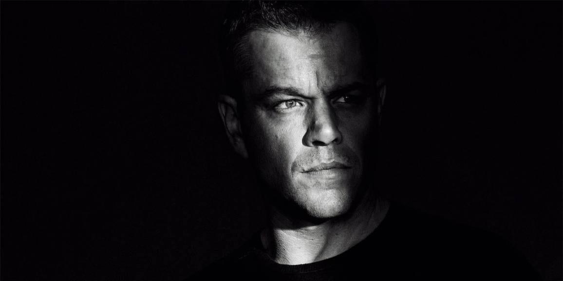 Bourne, Matt Damon recita 25 battute in tutto il film
