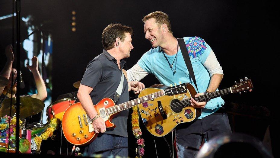 Fox e i Coldplay