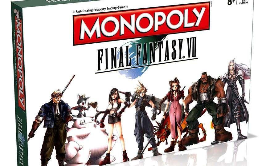 Monopoli di Final Fantasy VII