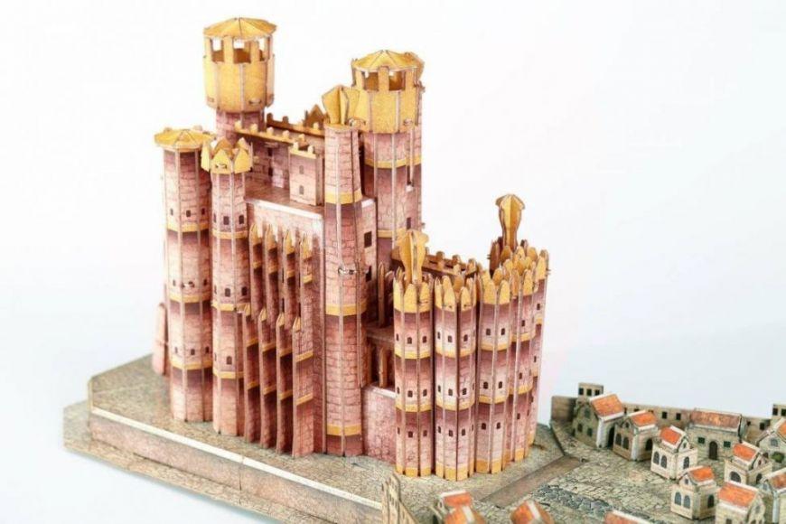 puzzle 3D di Approdo del Re