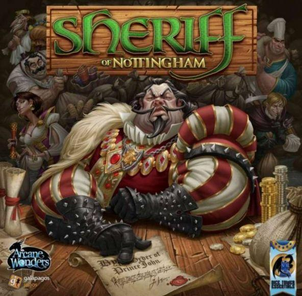 Sheriff of Nottingham Recensione