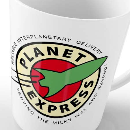 Tazza Planet Express Futurama