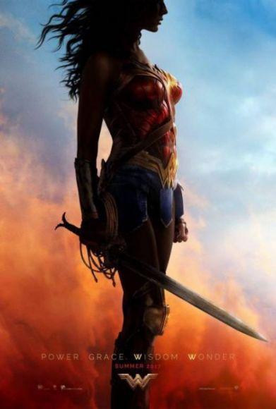 Wonder-Woman poster