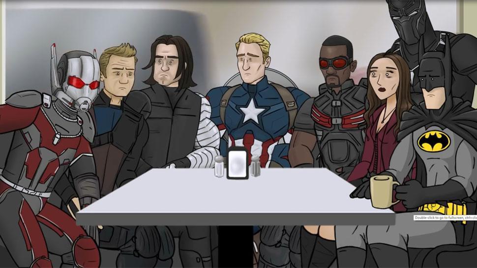 come sarebbe dovuto andare realmente Captain America