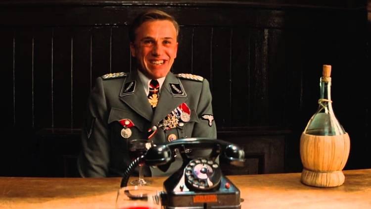Hans Landa è il miglior personaggio