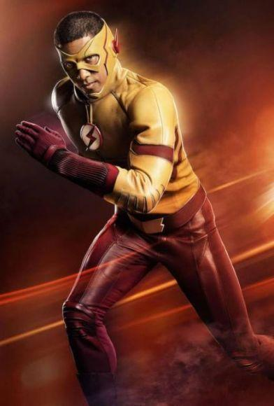 Wally West sarà KId Flash