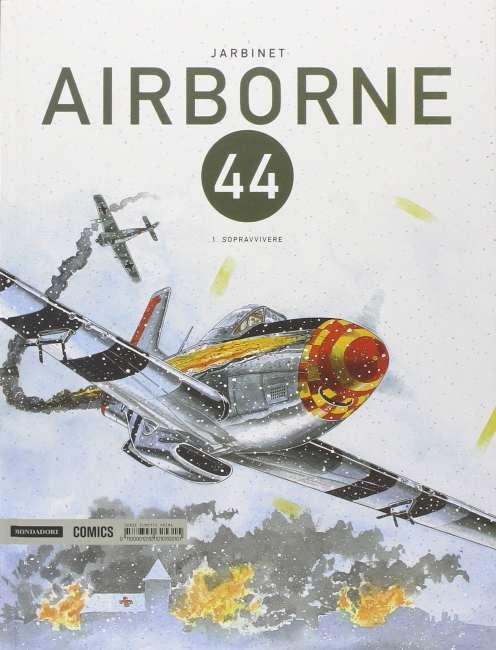 La bellissima cover di Airborne 44 - Sopravvivere