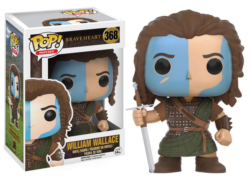 Funko Pop di William Wallace