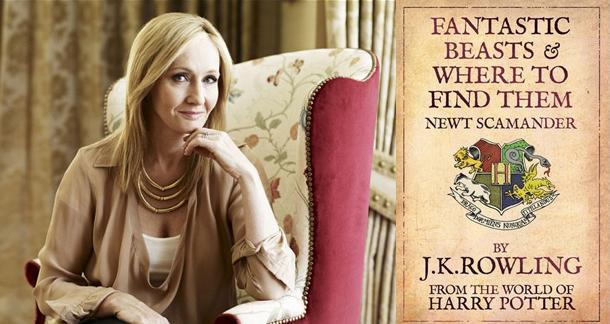 Animali Fantastici J K Rowling