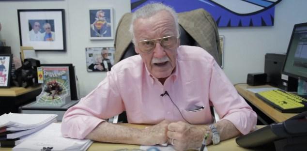 "Stan Lee risponde al ""Fuck Marvel"" di David Ayer."