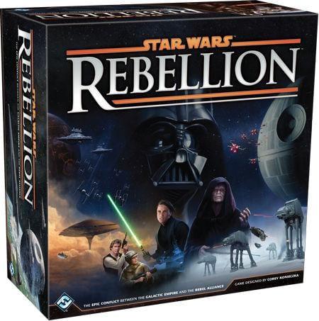 Star Wars Rebellion BOX