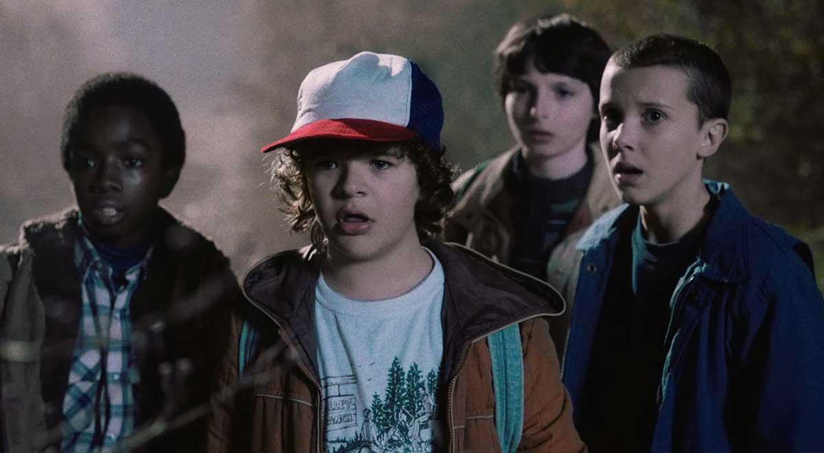 cast di Stranger Things