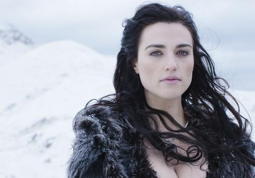Katie McGrath nel cast di Supergirl