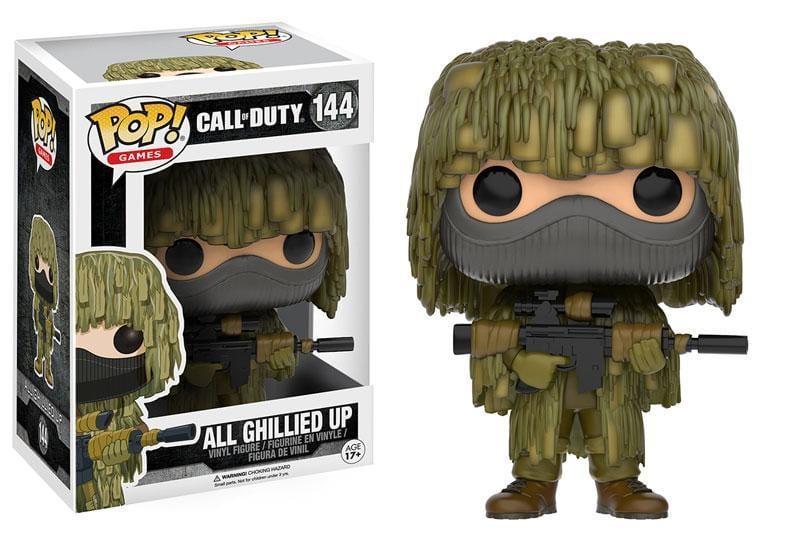 Pop di Call of Duty