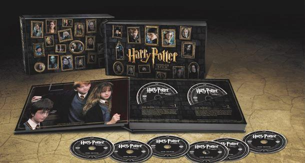 Harry Potter DVD Limited