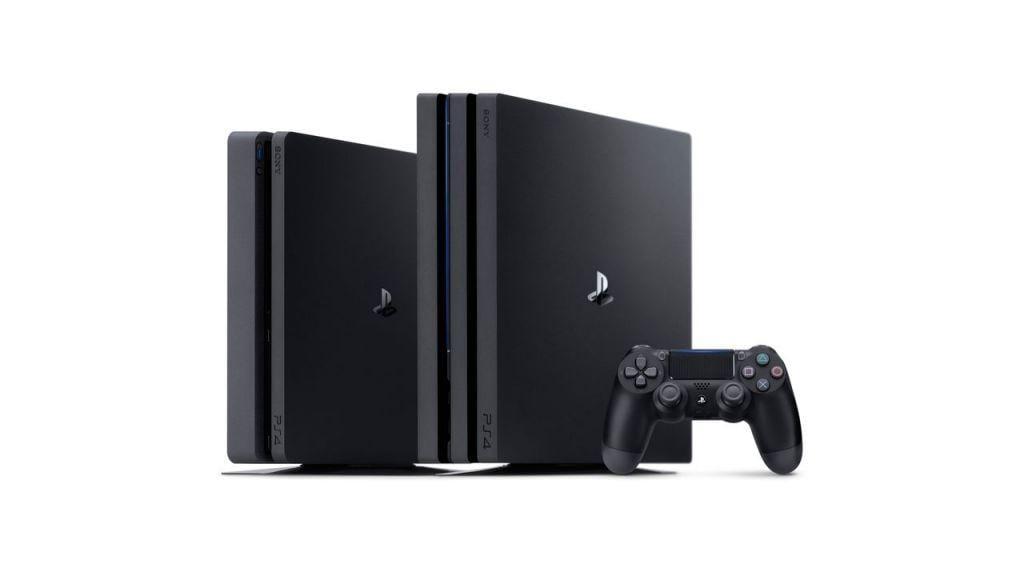 PS4 Pro e Slim