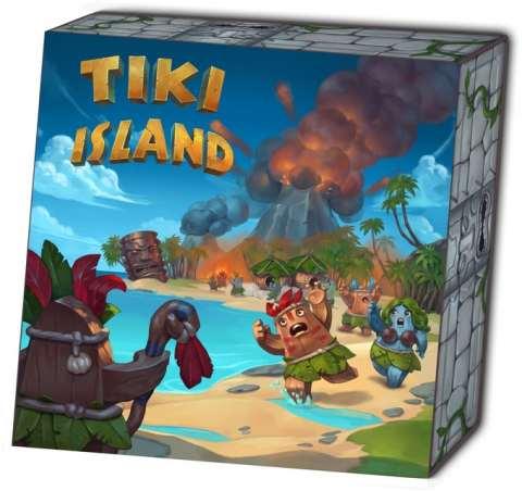 Tiki Island Box