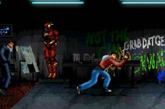 trailer di Justice League in 8-bit