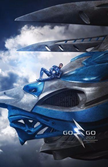 nuovi Zord dei Power Rangers blue