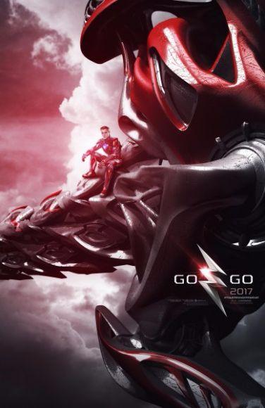 nuovi Zord dei Power Rangers RED