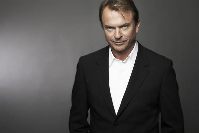 Sam Neill in Thor