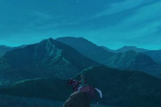 trailer di The Legend of Zelda studio ghibli