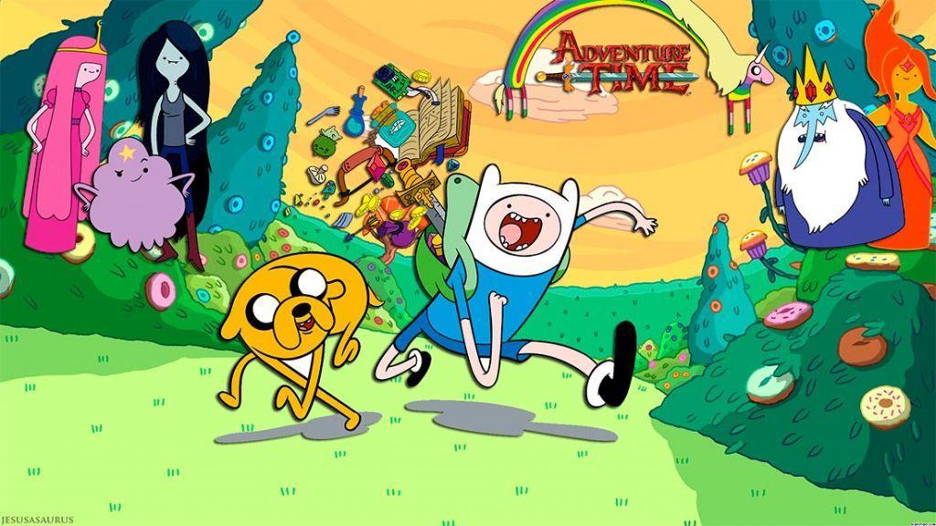 graphic novel tutto nuovo per Adventure Time