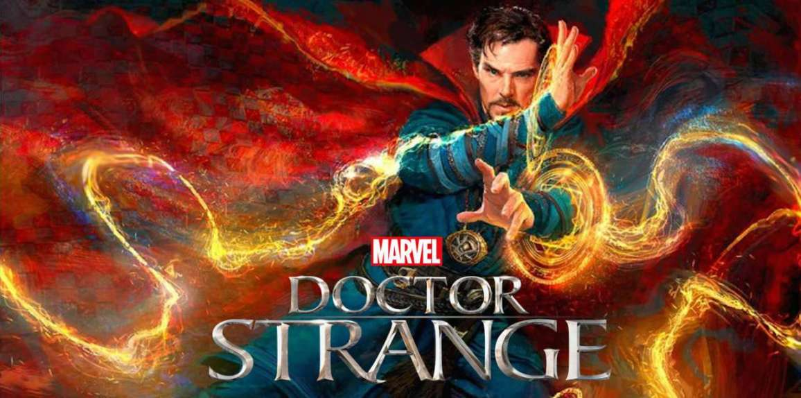 Steelbook di Doctor Strange
