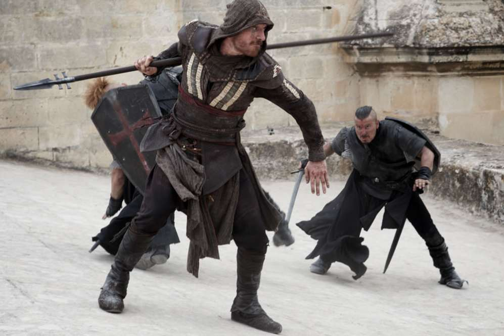 trailer ufficiale del film di Assassin's Creed
