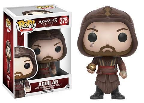Funko Pop del film di Assassin's Creed