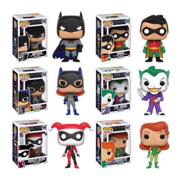 Funko Pop di Batman